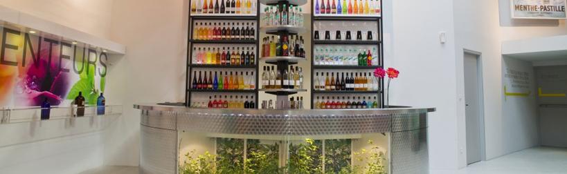 Le bar chez Giffard à Avrillé pour la première édition des rencontres Talents Marques PME