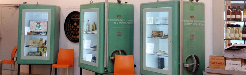 L'espace Menthe Pastille chez Giffard à Avrillé pour la première édition des rencontres Talents Marques PME