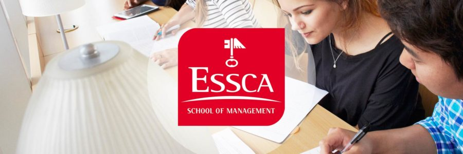 Essca : identité sonore d'une grande école