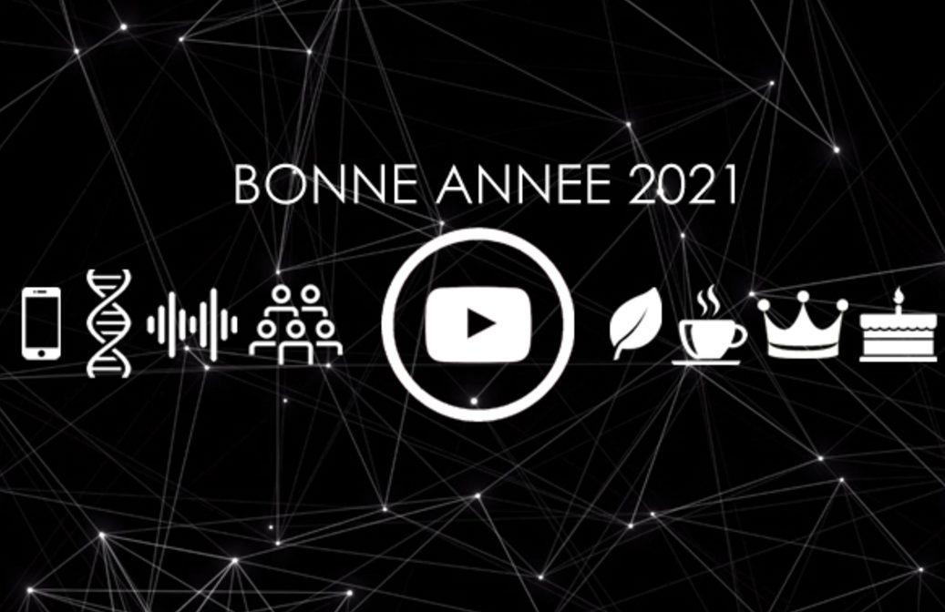 Les 9 chiffres clés de l'année 2020 d'Audiotactic